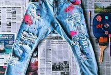 diy w denim
