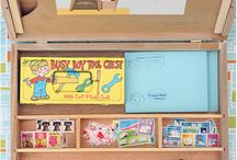 Reading and writing activities / Budding readers and writer board