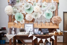 Decorations / by Rachel Russell