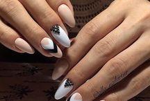 '17 autumn nails