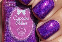 Cupcake Polish
