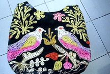 HAND MADE LADİES BAGS / WE MANUFACTURE LADİES HANDBAGS 100% COTTON MADE İN TURKEY. YOU CAN CONTACT US AT OO90536829281 OR OUR EMAİL:SELDJUK_CARPET@YAHOO.COM