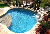 Spa pools * Small pools * Spools