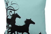 My horse bedroom!
