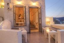 greek island architecture / design
