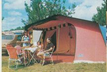 1980s Canvas Holidays / The 1980's saw the comfort level upped with the introduction of mobile homes and a whole lot of fun arrived in the shape of the first children's club.