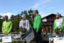 Alpsee Triathlon im Allgäu / Der Allgäu Triathlon ist seit 1982 eines der populärsten und der härtesten ... Schwimmstrecke (1,9 / 1,5 km) Radstrecke (92 / 46 km) Laufstrecke (21 / 10,5 km). Rundkurs im Großen Alpsee;  Mehr als 1.000 Triathleten rocken ...