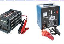 Cargadores de Baterias 12V 24V 48V