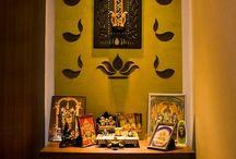 Mandir room