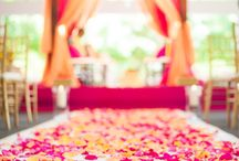 Indian Wedding Decor Ideas /  Indian wedding ideas