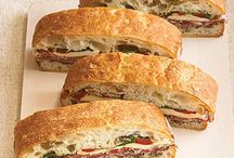"""YUM-O: """"SAMMIES""""...savory sandwiches"""