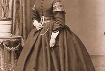 1860's Dresses / by Shelley Peters