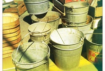 Containers / Buckets, Vases, Jars...