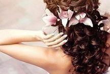 ♥Wedding Hair♥ / by Brenda Acevedo