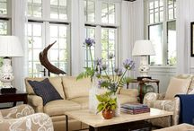 Ideas - Sunroom / by Bill and Stephanie Norman
