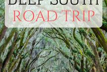 Roadtripping the South