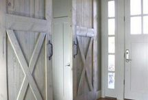 Barn Doors / New obsession / by Lauri Creese