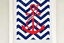 Nautical ideas / by Ella Johnston Art/ Ella's place