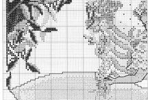cross stitch / by Robbin Parks