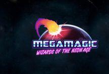 Megamagic / Art and design