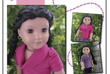 Artistic Amy 18 Inch Doll Clothes