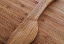 Wooden knife