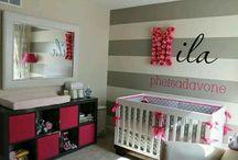 Design Baby kamer / Bebek odası