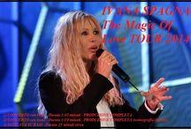 IVANA SPAGNA - The Magic Of Love TOUR 2014 agenzia MadeinBologna email- agenzia.rudypizzuti@libero.it
