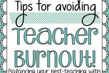 Avoiding Teacher Burnout