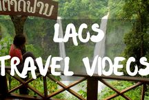 Laos Travel Videos / These travel videos will take you on a virtual tour of Laos's destinations, exactly like we experienced them while on our adventure in this beautiful country.