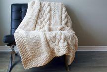 * Chunky Blanket *