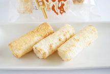 米菓のお土産  ~Rice confectionery~ / 米菓のお土産を集めました!