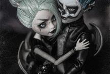 :::custom doll