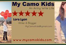 My Camo Kids Blog