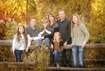 Family pics! / by Gina Johnson