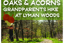 """2016 Fall Environment / Ideas ranging from gardening tips at Mar-Duke, beekeeping at Lyman Woods, learning tips on how to """"be green"""" in DG and enjoying fishing tips to use at Barth Pond!"""