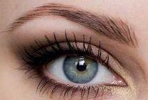 Líčení očí