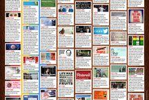 Social Media / Infografiken