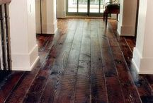 Wooden floors / by Melissa Miller