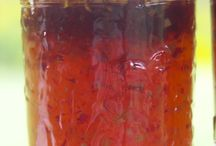 Condiments and preserves