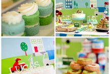 Antonis 2nd bday party ideas