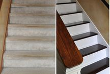 Stairs / by Michele Kelly-Blake