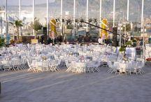 Melda & Levent Sheraton Hotel Çeşme / Düğün