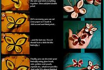 látkové a stužkové květiny