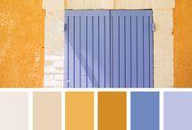 inspirație culori
