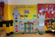 Decoración y Organización del aula