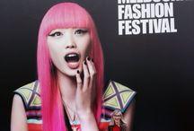 "Virgin Australia Melbourne Fashion Festival ""VAMFF"" / Virgin Australia Melbourne Fashion Festival 2014."