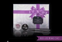 YOUNIQUE 7 Days of Giveaways / Check out my facebook or twitter page everyday starting tomorrow to find out all 7 Giveaways.  Each bundle will be available for only 24hours so don't miss out.  Look for my page on Facebook, Twitter, youtube and Instagram -Forbidden Looks by Andria   or feel free to browse and shop our products at www.youniqueproducts.com/andrias