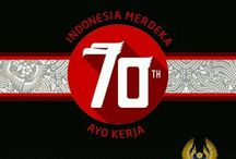70th Indonesia Independence Day ~ Dirgahayu Indonesia Merdeka