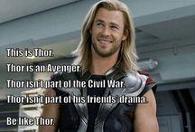 Marvel geek